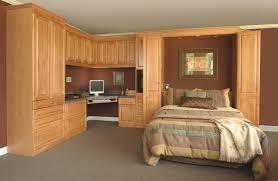 murphy bed open with bi fold doors office and tv area traditional bedroom bi fold doors home office