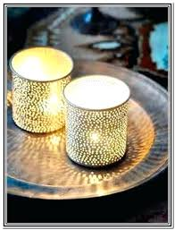 gold votive candle holders bulk mercury glass pillar whole candles tealight tea light stem h