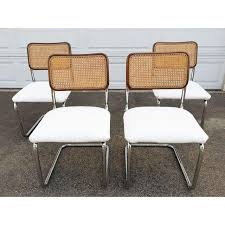 Vintage <b>Cantilever</b> Cane <b>Chairs</b> - <b>4</b> | <b>Furniture</b>, Home room design ...