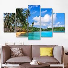 beach canvas wall art