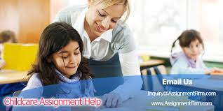 childcare assignment help by professional expert
