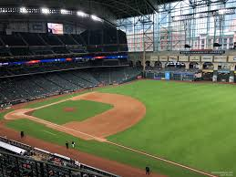 Minute Maid Park Section 330 Houston Astros