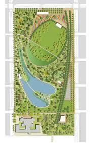Scissortail Park Map Scissortail Park