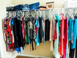 client s closet after picture closet organization by jam organizing professional organizer in wilmington