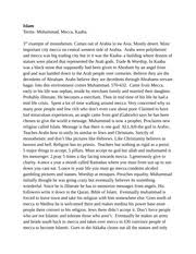 africa essay africa sahara desert separates africa in a major 2 pages islam essay