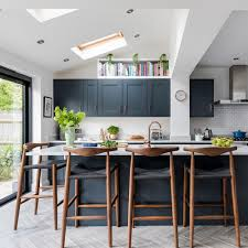 Kitchen islands with breakfast bar Bar Stools Kitchen Island Ideas Kitchen Island Ideas With Seating Lighting And Stools Ideal Home Kitchen Island Ideas Kitchen Island Ideas With Seating Lighting