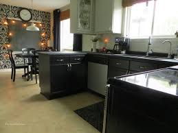 Chalkboard Paint Kitchen Paint Your Kitchen Countertops With Chalkboard Paint This