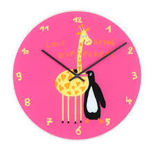 home clock kids nextime kids wall clock ben gracy