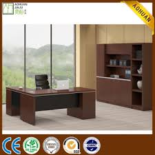 simple office tables. Simple Office Director Table Design Mdf Desk With Side Tables I