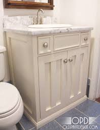 Building Bathroom Vanity Ana White Build A Simple Gray Bath Vanity Free And Easy Diy