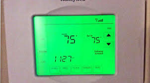 wifi thermostat installation thermostat install manual reviews wifi thermostat installation