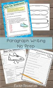 paragraph writing and sentence structure bundle assessment the my students now write quality paragraphs included in this no prep paragraph writing packet are