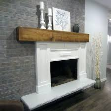 whitewash brick fireplace with gray paint grey wash on a before after