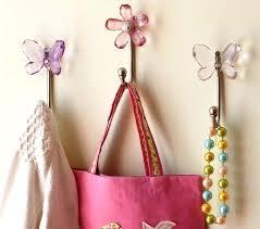 kids wall hooks wall hooks set for girls room from pottery barn with kids cute design kids wall hooks