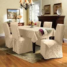 living room chair covers. Dining Room Chair Covers White Living E