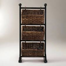 wall shelves with baskets accessories unique three rattan towel storage basket hanging on wall shelves with baskets wall shelves baskets