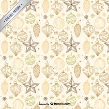 vintage christmas pattern. Perfect Christmas Vintage Christmas Pattern Free Vector Intended Pattern