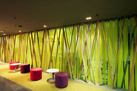 modern interior office. office interior stunning natural workspace decorating with lime green scheme modern