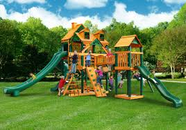 Residential Playsets | Gorilla Swing Sets | Gorilla Playsets