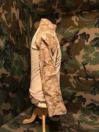 Tencate Defender M Usmc Marpat Frog Combat Shirt