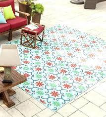 orris sand indoor outdoor area rug update any space with the indoor outdoor fl polypropylene rug