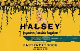 Emerging Pop Star Halsey Brings Headline Tour With Support