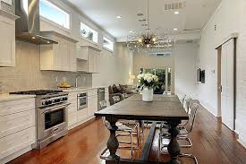 One Wall Kitchen Designs With An Island Plans Simple Design Ideas