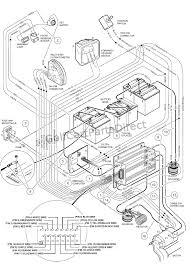 club car wiring diagram 36 volt 36 volt ezgo wiring diagram 1997 how to tell if battery cables are bad at Car Battery Wiring Harness