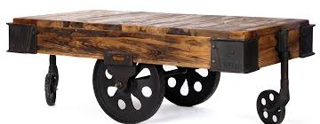 Chart Cart On Wheels Why Old Industrial Carts Have Their Wheels In A Diamond