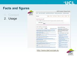 the dart europe e theses portal update martin moyle ucl dart  6 dart europe eu 1 content 2 usage facts and figures
