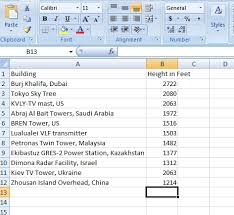How To Draw A Column Chart In Excel 2007 Bar Chart Bar Graph Examples Excel Steps Stacked