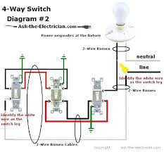 best 4 way dimmer switch wiring diagram 4d immersive startmyday Easy 4-Way Switch Diagram 5 way switch wiring examples diagram 4 wire dimmer switches circuit example channel arduino