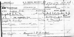 Researching Records Social Researching Social Security