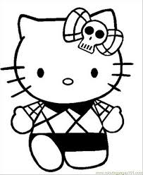 Small Picture Hello Kitty Printable Coloring Pages free printable coloring