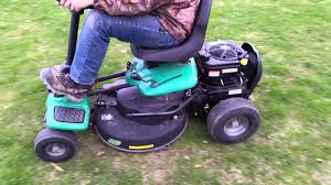 weed eater one youtube weedeater rider mower we261 series at Weed Eater Rider Mower