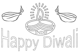 Small Picture Happy Diwali Coloring Pages GetColoringPagescom