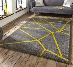 royal nomadic 5746 grey yellow rugs 120 x 170cm rug throughout gray and remodel 17