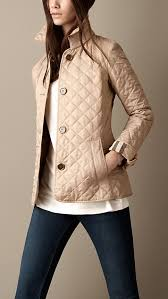 Best 25+ Burberry quilted jacket ideas on Pinterest | Burberry ... & Burberry Brit Diamond Quilted Jacket- for my mom Adamdwight.com