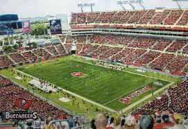 Tampa bay football has a long and storied history, highlighted by the team's 2003 super bowl victory. Raymond James Stadium Tampa Bay Buccaneers Art Print The Stadium Shoppe