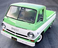 A for Excellent – 1964-'70 Dodge A-100 | Hemmings Daily