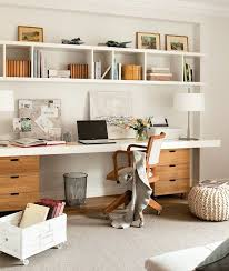 office area in living room. Cozy | Productivity-Boosting Study Room Ideas Living Work Space \u0026 Inspirations Pinterest Rooms, And Office Area In L