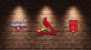 cardinals 2016 mlb brick st louis wallpaper 3840x2160 916391 wallpaperup