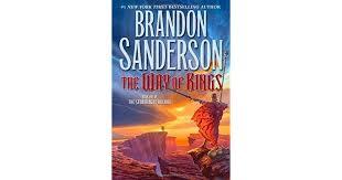 <b>The Way</b> of Kings by Brandon Sanderson
