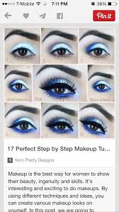 applying makeup can be thrilling and fun you can apply makeup in many diffe ways through various techniques i present you 17 stunning makeup tutorials