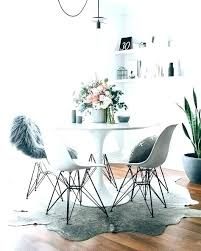 Rug under round dining table Dining Room Rug Under Round Dining Table Rug Size Under Dining Table Carpet Protector Under Dining Best Round Buylegitmeds Rug Under Round Dining Table Table Cool How To Decorate With