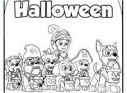 Paw Patrol Coloring Pages Sheets Printable Chase Page Collection