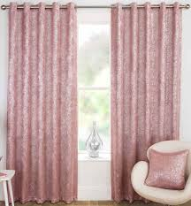 halo thermal lined block out eyelet curtains metallic