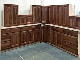 Black Walnut Kitchen Cabinets Rustic Walnut Kitchen Cabinets Roselawnlutheran