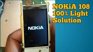 Nokia 108 Light Solution Without Transistor Nokia 108 Light Ic Ways Nokia 108 Lcd Light Jumper Nokia Rm 944 Lcd Light Problem Solution
