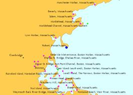 Nahant Massachusetts Tide Chart
